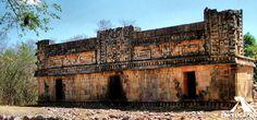 Xlapak Ruta Puuc, Ruinas Mayas,