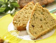 Für den süßen Zucchinikuchen den Backofen auf 180 °C (Ober-/Unterhitze) oder 160 °C Umluft vorheizen. In einer Rührschüssel das Mehl mit dem Banana Bread, Yummy Food, Healthy, Desserts, Zucchini Cake, Quick Cake, Almonds, Oven, Tailgate Desserts