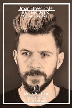 Frizi Hajstudio Urban Street Style-hair and beard