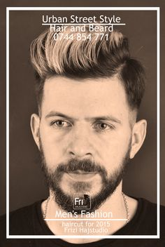 Frizi Hajstudio Urban Street Style-hair and beard