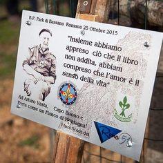 Targa Arturo #roma51 #scout #ase