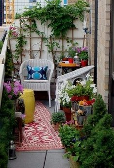 128 Best Small Terrace Ideas Images Balcony Decoration Small