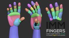 Free IMM Fingers