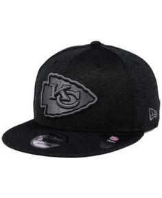 huge discount fc722 391b1 New Era Kansas City Chiefs Shadow Black Graph 9FIFTY Snapback Cap   Reviews  - Sports Fan Shop By Lids - Men - Macy s