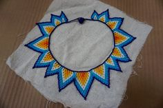Collar de Embera por HouseofJwara en Etsy