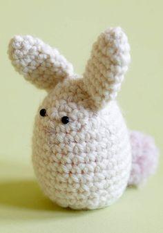 Amigurumi Bunny Egg