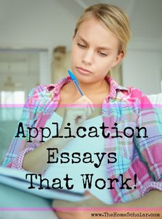 College application essay that worked how to start