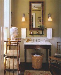 gil schafer bathroom - Google Search