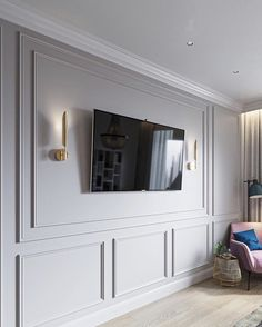 Home Living Room, Living Room Decor, Bedroom Decor, Home Room Design, House Design, Living Room Tv Unit Designs, Living Room Inspiration, House Rooms, Luxury Living