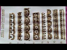 Pretty Henna Designs, Modern Henna Designs, Basic Mehndi Designs, Latest Bridal Mehndi Designs, Henna Art Designs, Mehndi Designs For Beginners, Mehndi Designs For Girls, Wedding Mehndi Designs, Mehndi Designs For Fingers