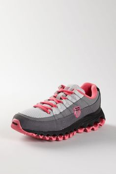 K-SWISS  Tubes 100 Backatcha Running Shoe - Pinkberry