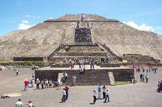 Teotihuacan - Fotografía: Adriana Monroy