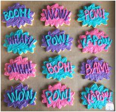 #girlsuperhero #cookies