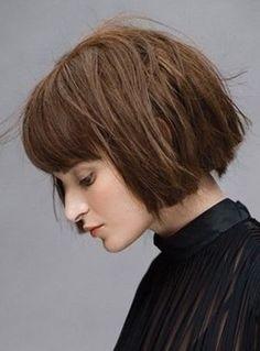 :: 지겨운 긴머리 짧은 단발머리로 변신어때?