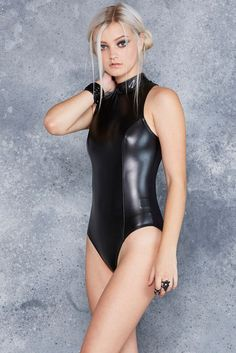 Antagonist Bodysuit - LIMITED ($99AUD) by BlackMilk Clothing
