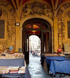 Book market, Lille, France - photo by @Janine Hardy Hardy Marsh
