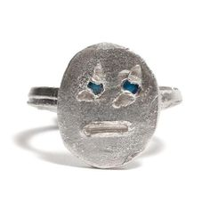 Face Ring by Seb Brown