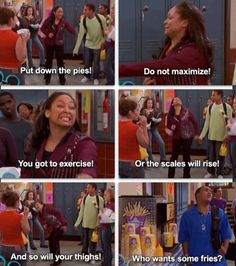 That's so raven. I loved this how it was so horrible I couldn't stop watching it.