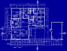 draw a blue print for your dream house