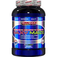 Waxy Maize 4.4 lbs - precio ( $465 Pesos ) ALLMAX