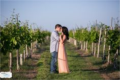 Lindsey and Dane | College Station, TX Wedding Photographer | Messina Hof Winery » More Than an Image Photography