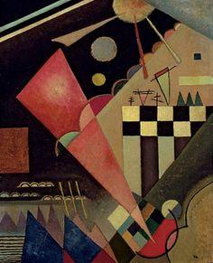 Wassily Kandinsky - Quiet Pink, 1924