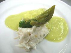 Ricetta Baccalà mantecato con asparagi