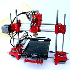 The Portabee is the first conveniently portable 3D printer in the world. It is easily collapsible in a matter of seconds and fits into a laptop bag.