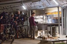 Behind the scenes of 'The Martian'