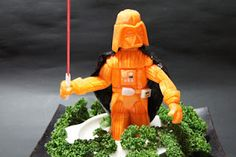 For rabbits, the Carrot Vader