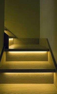 Light for Stairways With Beautiful Lighting [Step Lights You'll Love] tag: led light for stairways, light fixtures for stairways, , staircase light, hanging light fixtures for stairways, light for high stairwell, light wood staircase. #lighting #stairways #designideas #homedecor #staircase #hanginglight #paintedstairs #lightingideas