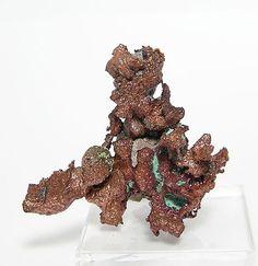 Native Copper Michigan Natural Mineral Specimen by FenderMinerals
