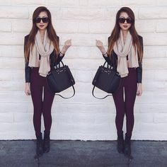 fall winter ootd on pinterest early fall outfits fall. Black Bedroom Furniture Sets. Home Design Ideas