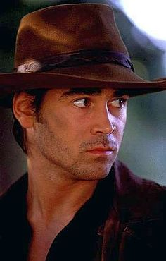 Colin Farrell~American Outlaw-LOVE this movie because trust me, Colin makes one fine looking cowboy!!!!