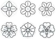 flower patterns - and many others