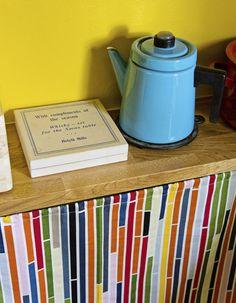 keltainen keittiö Beautiful Stories, Home Kitchens, Kitchen