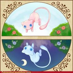 another fav pokemon Mew Pokemon Mew, Mew Et Mewtwo, Play Pokemon, Pokemon Fan Art, Pokemon Pizza, Shiny Mew, Photo Pokémon, Photo Tips, Mythology Tattoos