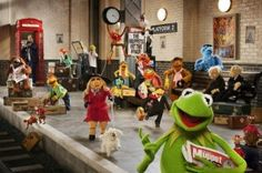 """Disneys """"The Muppets are back again!"""" Production to begin in London"""
