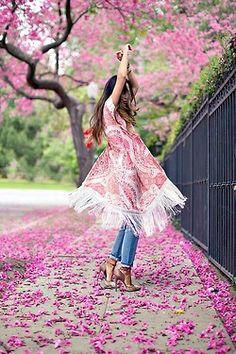 Style tracker: Archive Estilo Fashion, Look Fashion, Spring Fashion, Ideias Fashion, Woman Fashion, Runway Fashion, Boho Gypsy, Bohemian Style, Hippie Boho