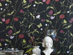 Wallpaper Collection by Sandberg | Media - Photos and Videos | Archello Connection, Photo And Video, Wallpaper, Architecture, Videos, Building, Projects, Photos, Painting
