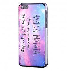 Hakuna Matata iPhone 5C hoesje