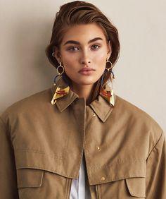 Vogue Mexico January 2017 Grace Elizabeth by Michael Schwartz