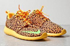 Nike Roshe Run FB Leopard | KicksOnFire