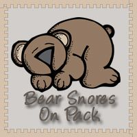 "Pack for Book, ""Bear Snores On"" by Karma Wilson and Jane Chapman"