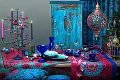 Breakfast Projekt: Embracing the blues - Interiors Trend 2015