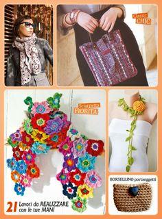 Il blog di Vera Maglia&Uncinetto: regalo per voii....collaborazione con edilges srl