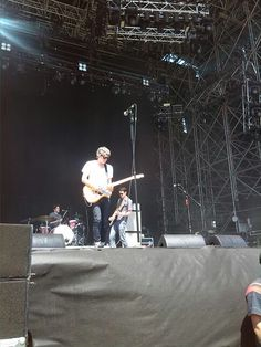 #RockInIdro2014 #WeAreScientists #Bologna
