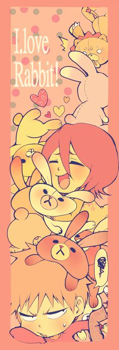Rukia's obsession to Rabbits II My obsession to Anime and Manga Bleach Rukia, Kon Bleach, Ichigo E Rukia, Bleach Anime, Bleach Fanart, Shinigami, Manga Anime, Anime Chibi, Anime Art