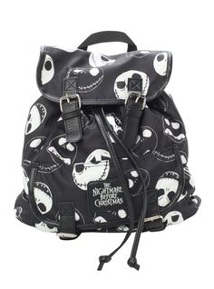 The Nightmare Before Christmas Jack Slouch Backpack   Hot Topic