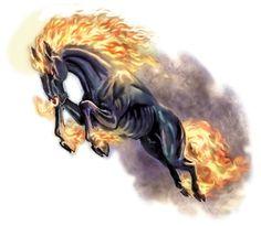 Fire horse Mare Horse, Horses, Paper Airplane Tattoos, Year Of The Horse, Unicorn Art, Evil Unicorn, Incredible Tattoos, Horse Logo, Nature Tattoos